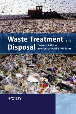 Waste Treatment and Disposal, 2nd Edition (0470849126) cover image