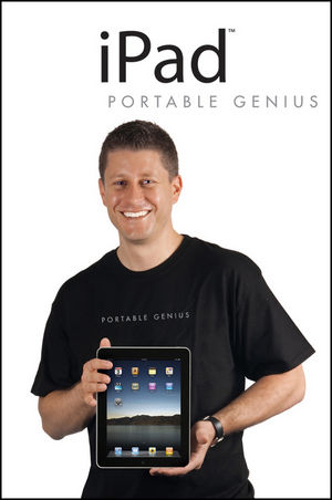 iPad Portable Genius (0470888326) cover image