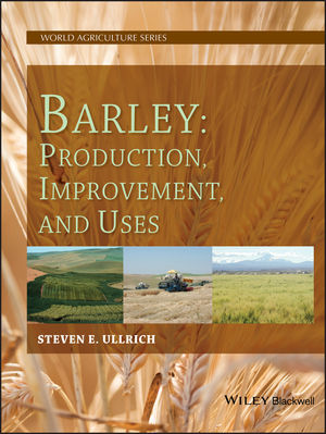 Barley: Production, Improvement, and Uses (0470958626) cover image