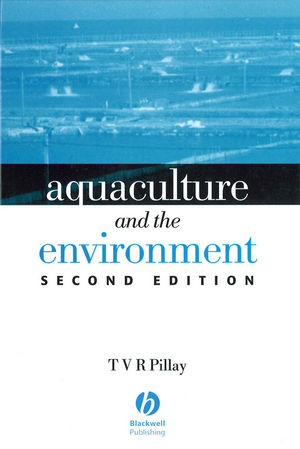 Aquaculture and the Environment, 2nd Edition (0470995726) cover image