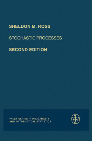 Stochastic Processes, 2nd Edition (0471120626) cover image