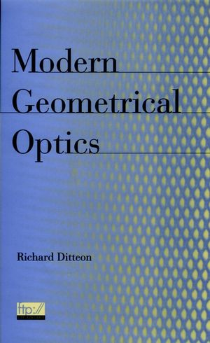 Modern Geometrical Optics (0471169226) cover image