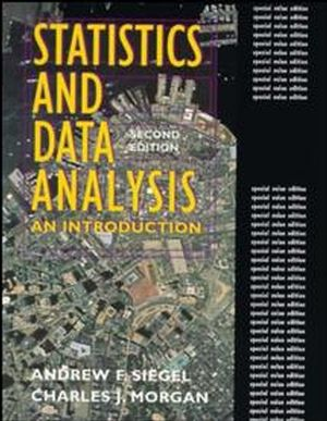 Statistics and Data Analysis: An Introduction, 2nd Edition