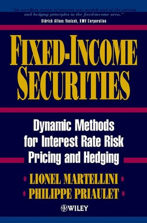 Fixed-Income Securities: Dynamic Methods for Interest Rate Risk Pricing and Hedging (0471495026) cover image