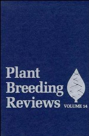 Plant Breeding Reviews, Volume 14