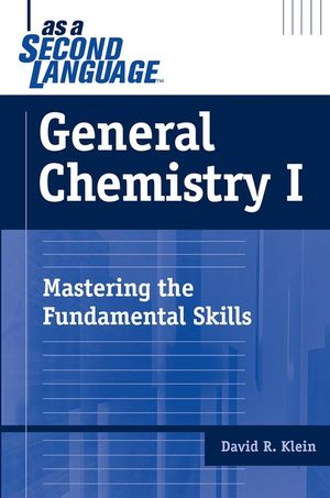 General Chemistry I as a Second Language: Mastering the Fundamental Skills
