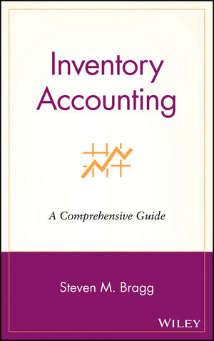Inventory Accounting: A Comprehensive Guide (0471718726) cover image