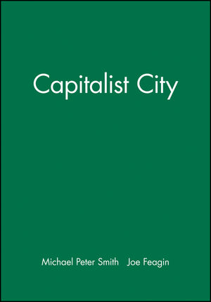 Capitalist City (0631151826) cover image