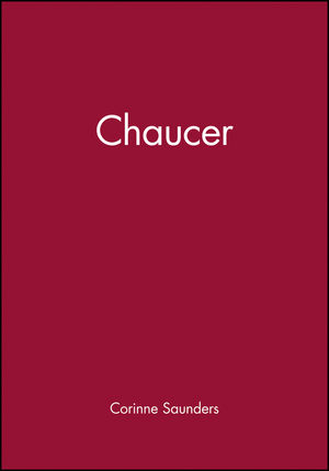 Chaucer (0631217126) cover image