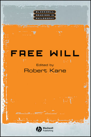 Free Will (0631221026) cover image
