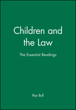 Children and the Law: The Essential Readings