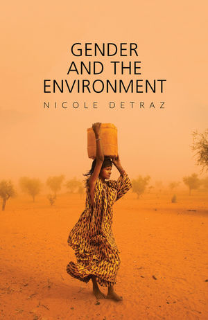 Gender and the Environment (0745663826) cover image