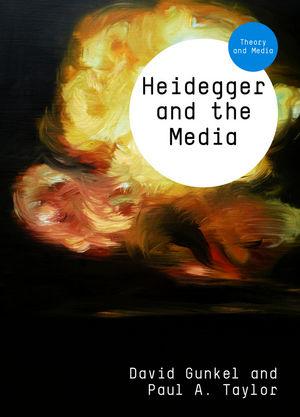 Heidegger and the Media (0745671926) cover image