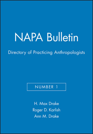 Directory of Practicing Anthropologists