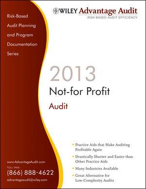 Wiley Advantage Audit 2013 - Not-for-Profit