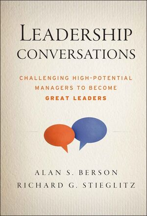 Book Cover Image for Leadership Conversations: Challenging High Potential Managers to Become Great Leaders
