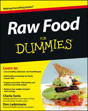 Raw Food For Dummies (1118461126) cover image