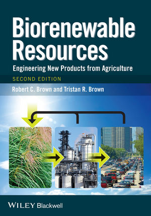 Biorenewable Resources: Engineering New Products from Agriculture, 2nd Edition (1118524926) cover image