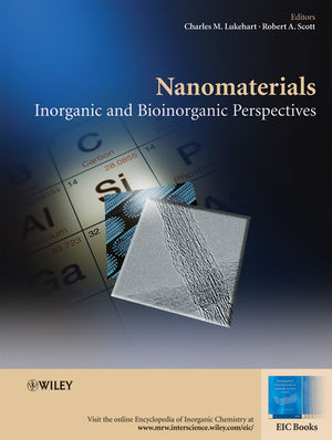 Nanomaterials: Inorganic and Bioinorganic Perspectives (1118625226) cover image