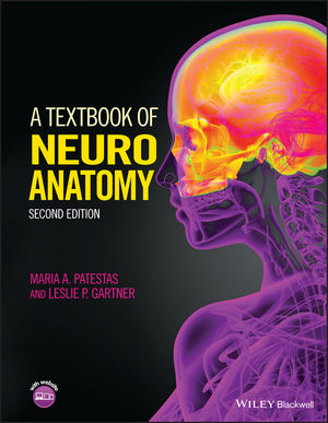 A Textbook of Neuroanatomy, 2nd Edition (1118677226) cover image