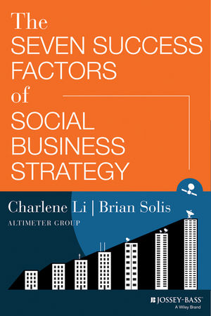 Book Cover Image for The Seven Success Factors of Social Business Strategy