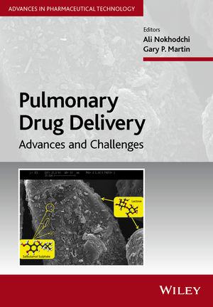Pulmonary Drug Delivery: Advances and Challenges (1118799526) cover image