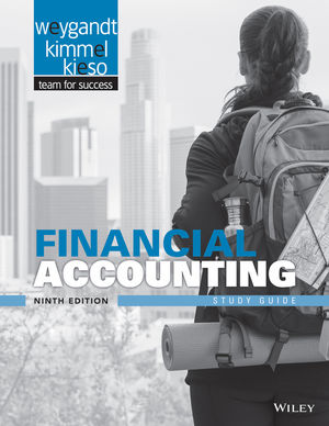 Study Guide to accompany Financial Accounting, 9th Edition