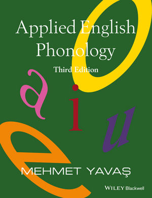 Applied English Phonology, 3rd Edition (1118944526) cover image