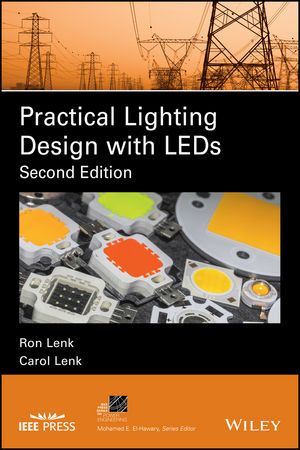 Practical Lighting Design with LEDs, 2nd Edition (1119165326) cover image