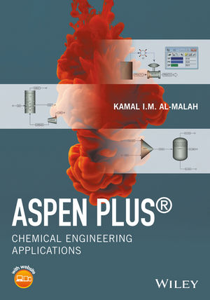 Aspen Plus: Chemical Engineering Applications (1119293626) cover image