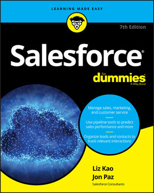 Salesforce.com For Dummies, 7th Edition