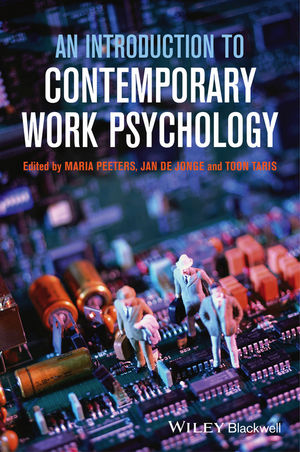 An Introduction to Contemporary Work Psychology (1119945526) cover image