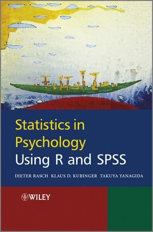 Statistics in Psychology Using R and SPSS (1119952026) cover image