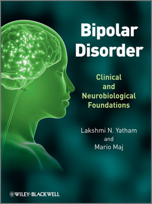 Bipolar Disorder: Clinical and Neurobiological Foundations (1119956226) cover image