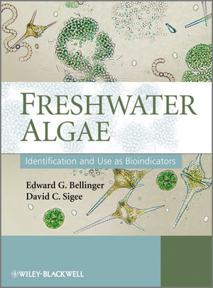 Freshwater Algae: Identification and Use as Bioindicators (1119964326) cover image