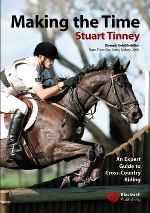 Making the Time: An Expert Guide to Cross Country Riding (1405102926) cover image