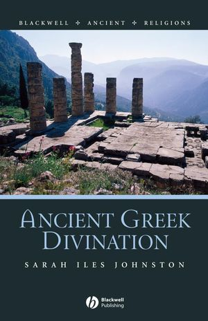 Ancient Greek Divination (1405115726) cover image