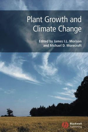 Plant Growth and Climate Change (1405131926) cover image