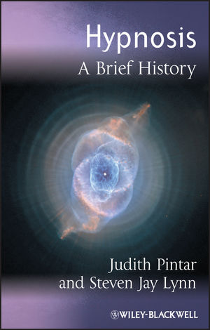 Hypnosis: A Brief History (1405134526) cover image