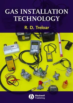 Gas Installation Technology (1405146826) cover image