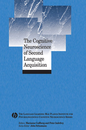 The Cognitive Neuroscience of Second Language Acquisition (1405155426) cover image