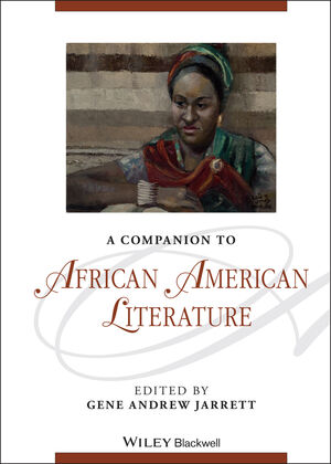 A Companion to African American Literature (1405188626) cover image