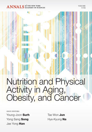 Nutrition and Physical Activity in Aging, Obesity,and Cancer (1573318426) cover image