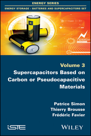 Supercapacitors Based on Carbon or Pseudocapacitive Materials (1848217226) cover image