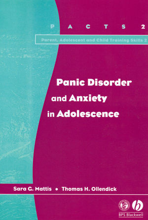 Panic Disorder and <span class='search-highlight'>Anxiety</span> in Adolescence