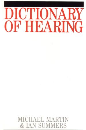 Dictionary of Hearing