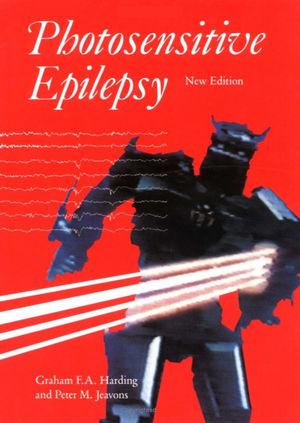 Photosensitive Epilepsy, New Edition (1898683026) cover image