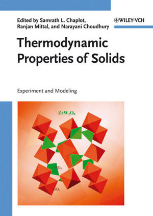 Thermodynamic Properties of Solids: Experiment and Modeling