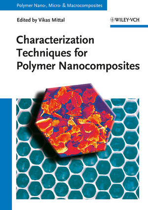 Characterization Techniques for Polymer Nanocomposites (3527654526) cover image