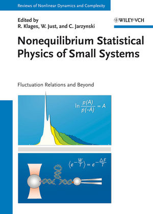 Nonequilibrium Statistical Physics of Small Systems: Fluctuation Relations and Beyond (3527658726) cover image